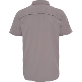 The North Face Sequoia S/S Shirt Herr falcon brown